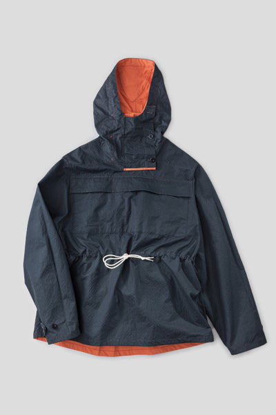 【AW19 MAN】Nigel Cabourn x Liam Gallagher - リバーシブルスモック