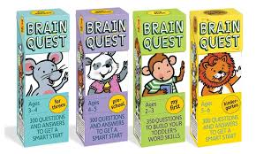 Brain Quest Cards