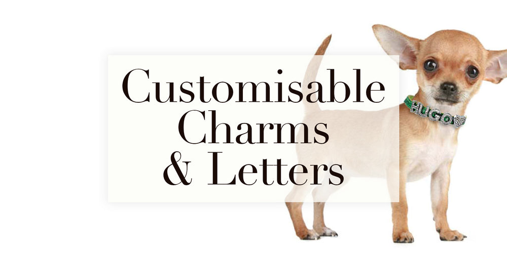 Customisable Charms & Letters