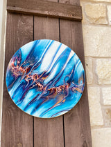 Wall Art Decor-15 inch round