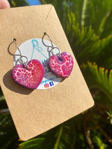 Earrings - Tiny Hearts 💕