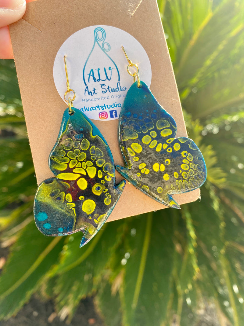 Earrings - Butterfly Wings 🦋