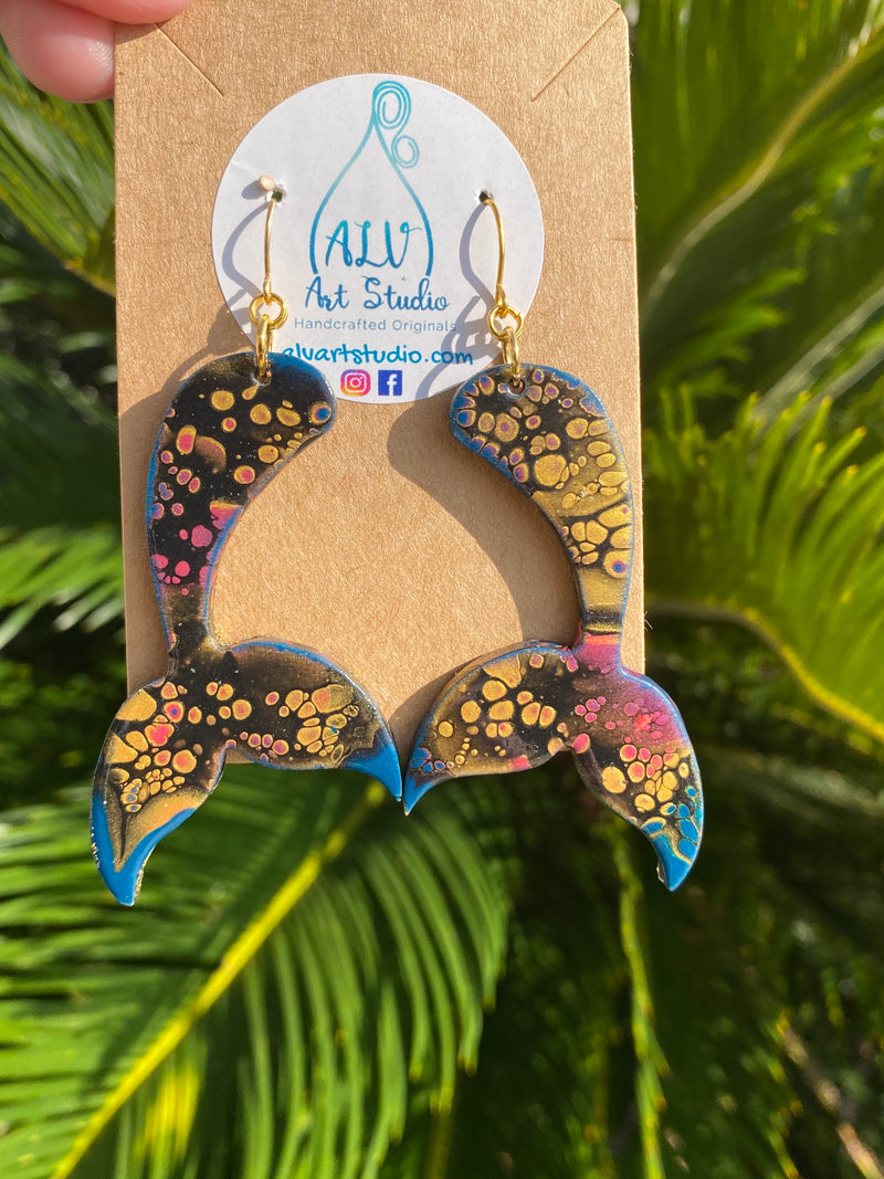 Earrings- Mermaid Tails 🧜‍♀️