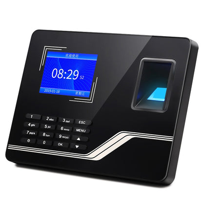 F20 Network Fingerprint Time Attendance Machine with 2.8 inch TFT Screen