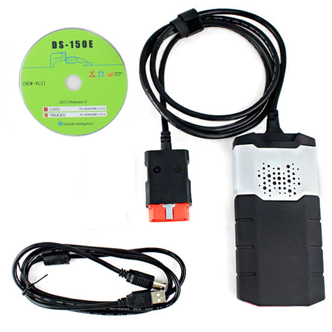 Delphi DS150E Autocom CDP Professional Auto CDP for Autocom Diagnostic Car Cables OBD2 Diagnostic Tool