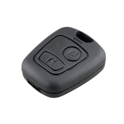 For CITROEN C1 / C2 / C3 / C4 / XSARA / Picasso & PEUGEOT 107 / 207 / 307 / 407 Car Keys Replacement Car Key Case without Embryo