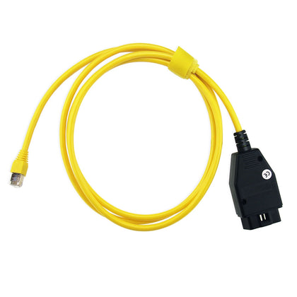 OBD Plug Adapter for BMW Enet Ethernet to OBD 2 Interface
