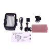 SL-101 Waterproof 12W 5500-6000K 1800LM LED Camera Camcorder Video Fill Light Photography Lamp with 60 LEDs