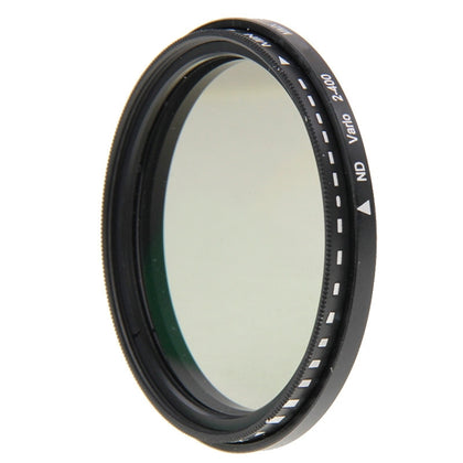 40.5mm ND Fader Neutral Density Adjustable Variable Filter, ND2 to ND400 Filter