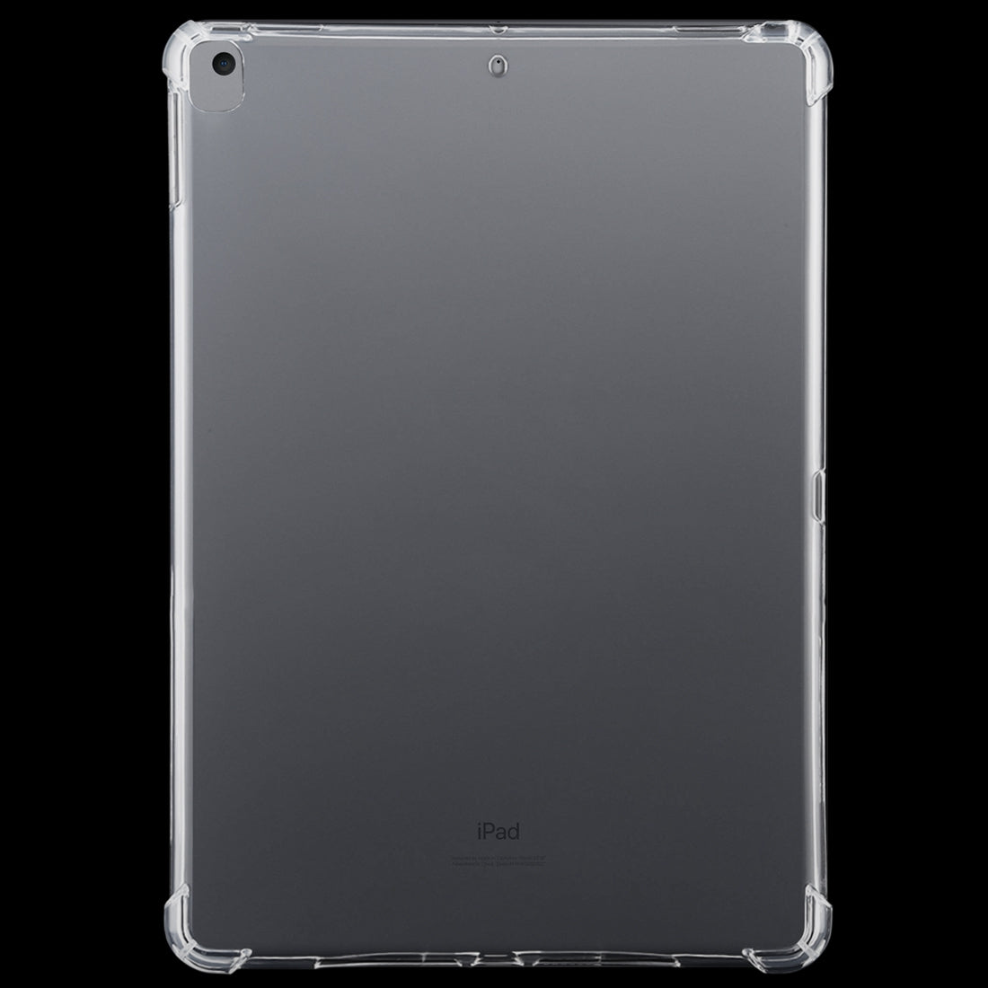 Shckproof 3mm Transparent TPU Case for iPad 10.2