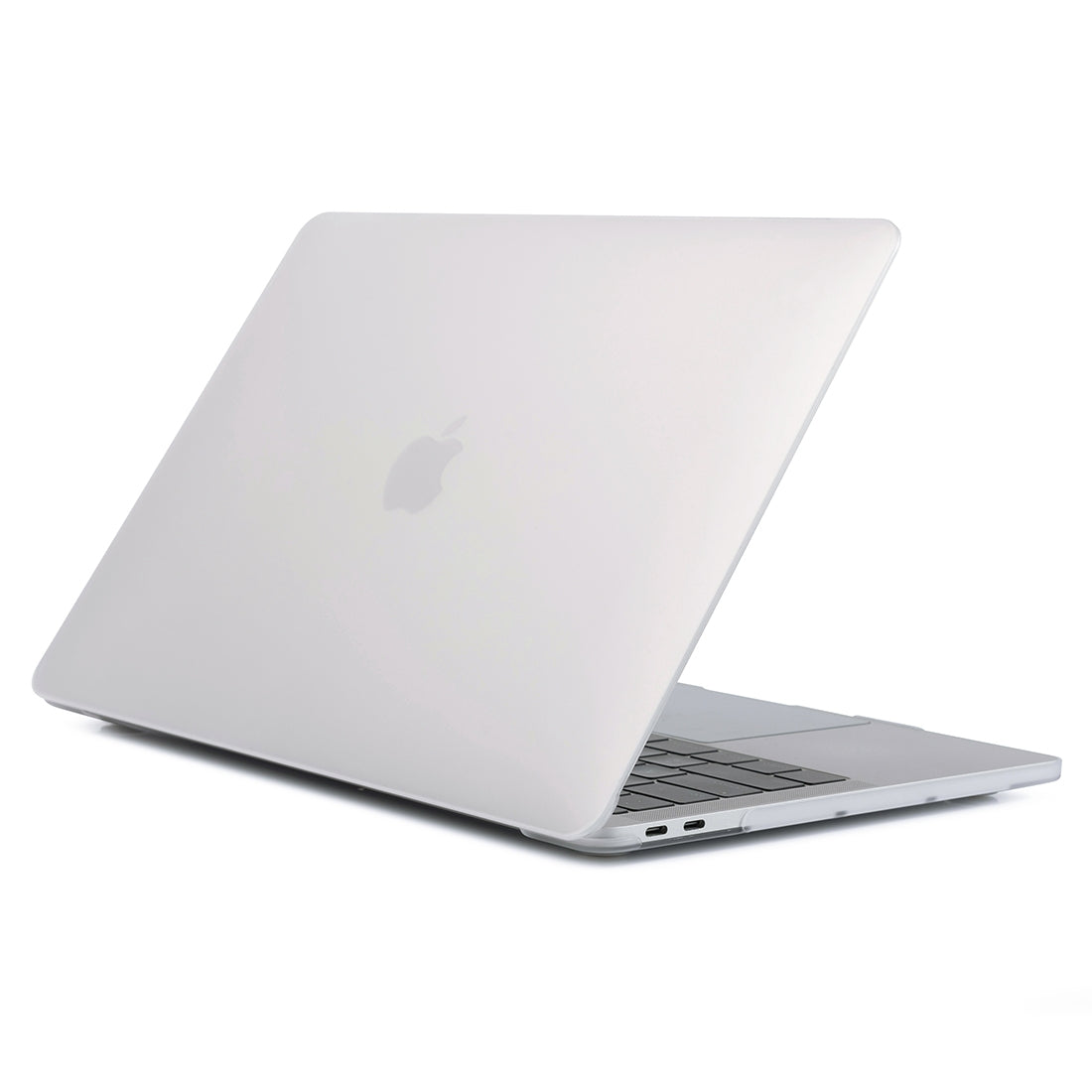 For Macbook Pro 16 inch Laptop Matte Style Protective Case(Transparent)