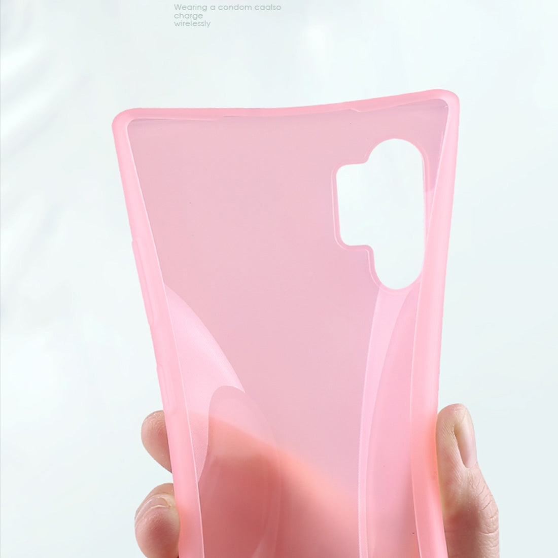 For Galaxy Note10 X-level Starsand Series Anti-fingerprint All-inclusive Case(Transparent Pink)