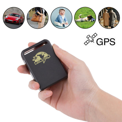 TK102B GSM / GPRS /  GPS Locator Vehicle Car Mini Realtime Online Tracking Device Locator Tracker for Kids, Cars, Pets, GPS Accura