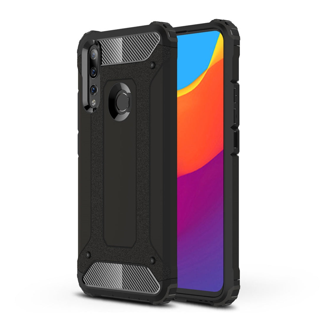 Magic Armor TPU + PC Combination Case for Huawei Y9 Prime(2019) / P Smart Z (Black)