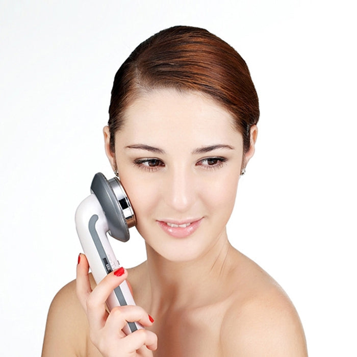 TM-3050 Ultrasonic Infrared Electric Slimming Shaped Body Beauty Device Vibration Massager, US Plug