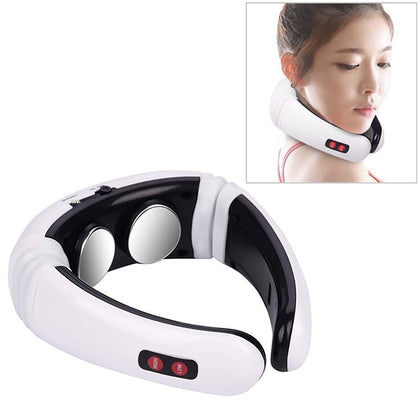 Electric Back Neck Shoulder Electrical Pulse Electric Shock Body Massager