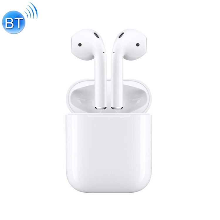 Bluetooth 5.0 Wireless Stereo Earphones with Charging Case, Support iOS Auto Pairing & Touch Function