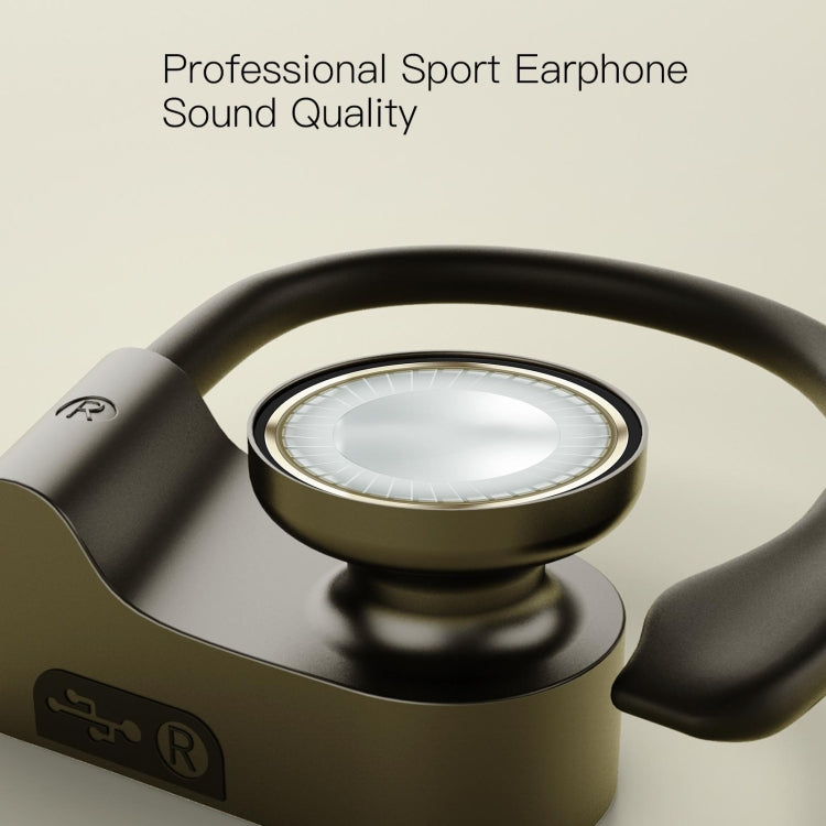 JAKCOM SE3 TWS IPX4 Waterproof Bluetooth 4.2 Wireless Sports Bluetooth Earphone, Support Voice Assistant & Hands-free Calling