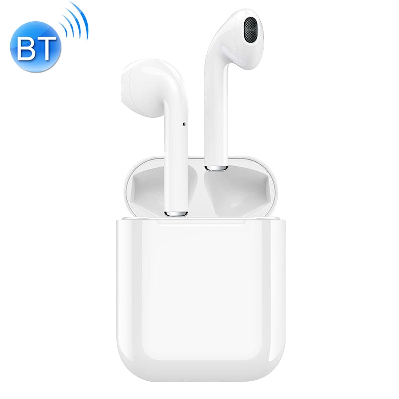 I9xs-tws Bluetooth Headset 5.0 Stereo Tune Call Support Touch Bluetooth Headset