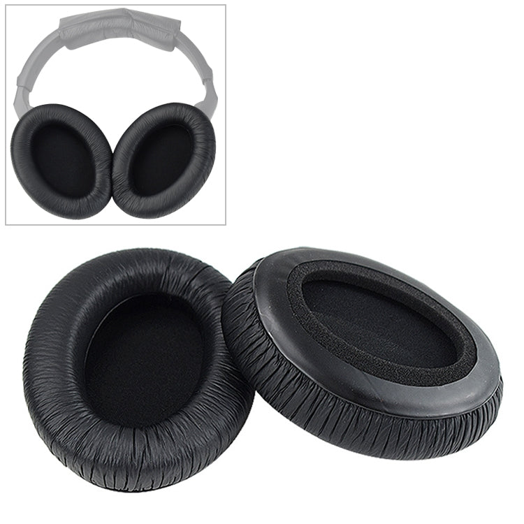 2 PCS For Sennheiser HD280 Pro Headphone Cushion Sponge Cover Earmuffs Replacement Earpads
