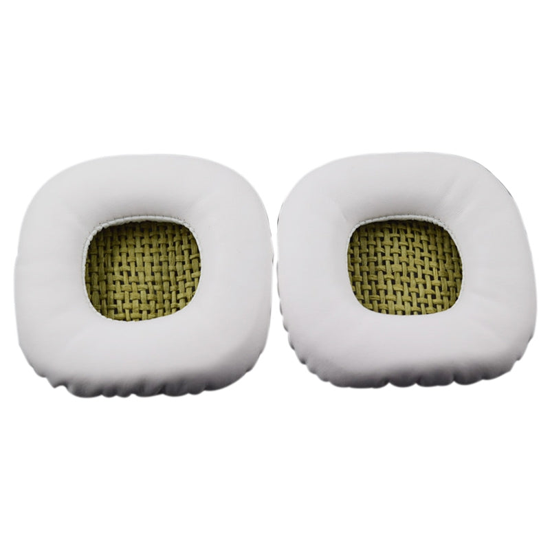 1 Pair Soft Foam Headphone Jacket Earmuffs for Marshall MAJOR II / I(White)