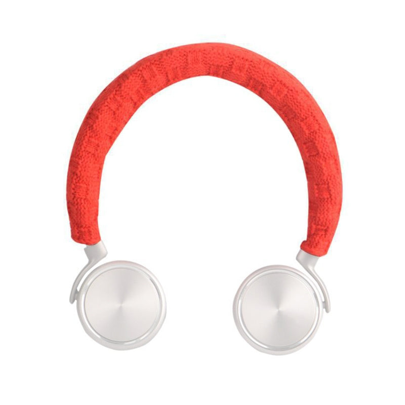 For Meizu HD50 B&O H7 H8 H9i H4 H2 Replacement Headband Wool Head Beam Headgear Pad Cushion Repair Part(Red)