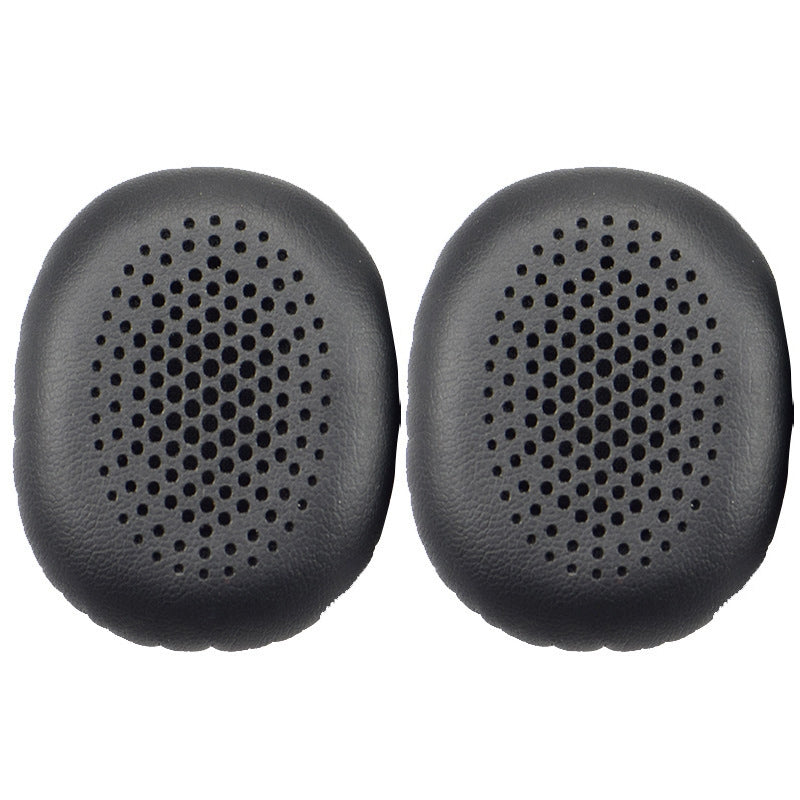 2 PCS For Draco MM200 Perforated Ventilation Version Protein Leather Cover Headphone Protective Cover Earmuffs