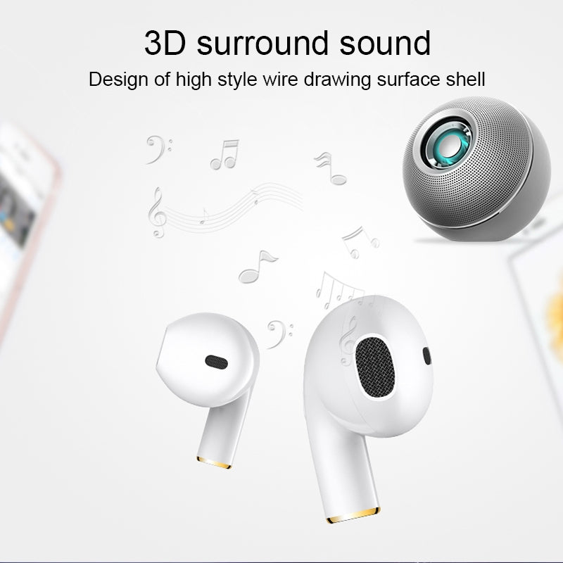i8x In-Ear Lightweight Wireless Earbuds Rear Single Hanging Type Bluetooth Earphones, For iPad, iPhone, Galaxy, Huawei, Xiaomi, LG, HTC and Other Smart Phones(Black)