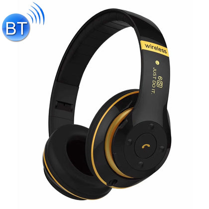 V30 Wireless Bluetooth 4.2 Headphone with Mic & FM & TF Card & Handfree Function, For iPhone, iPad, iPod, Samsung, HTC, Sony, Huawei, Xiaomi and other Audio Devices(Black)