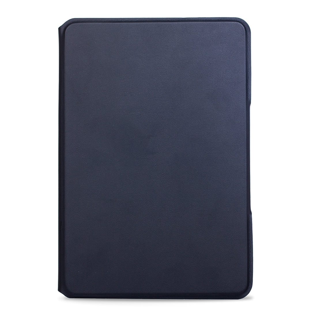 T1079 For iPad mini 3 / 2 / 1 Ultra-thin One-piece Plastic Bluetooth Keyboard Leather Cover with Stand Function (Black)