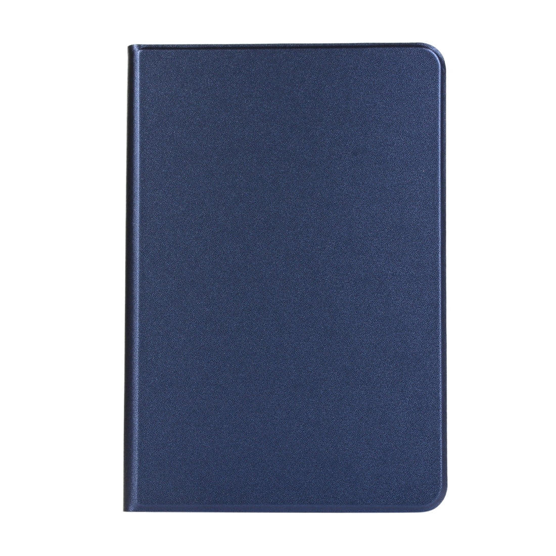 Universal Spring Texture TPU Protective Case for iPad Mini 1 / 2 / 3, with Holder (Dark Blue)