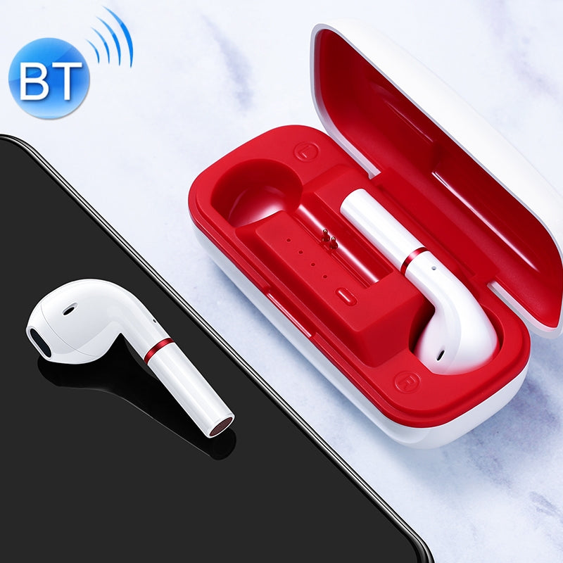 JOYROOM JR-T06mini Bilateral TWS Wireless Earphone (White)