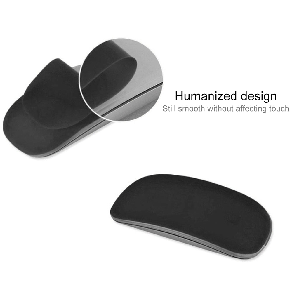 Softskin Mouse Protector for MAC Apple Magic Mouse(Black)