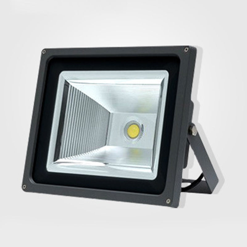 20W LED Engineering Projection Light IP65 Waterproof Turtle Shell Lamp Outdoor Spotlight, White Light