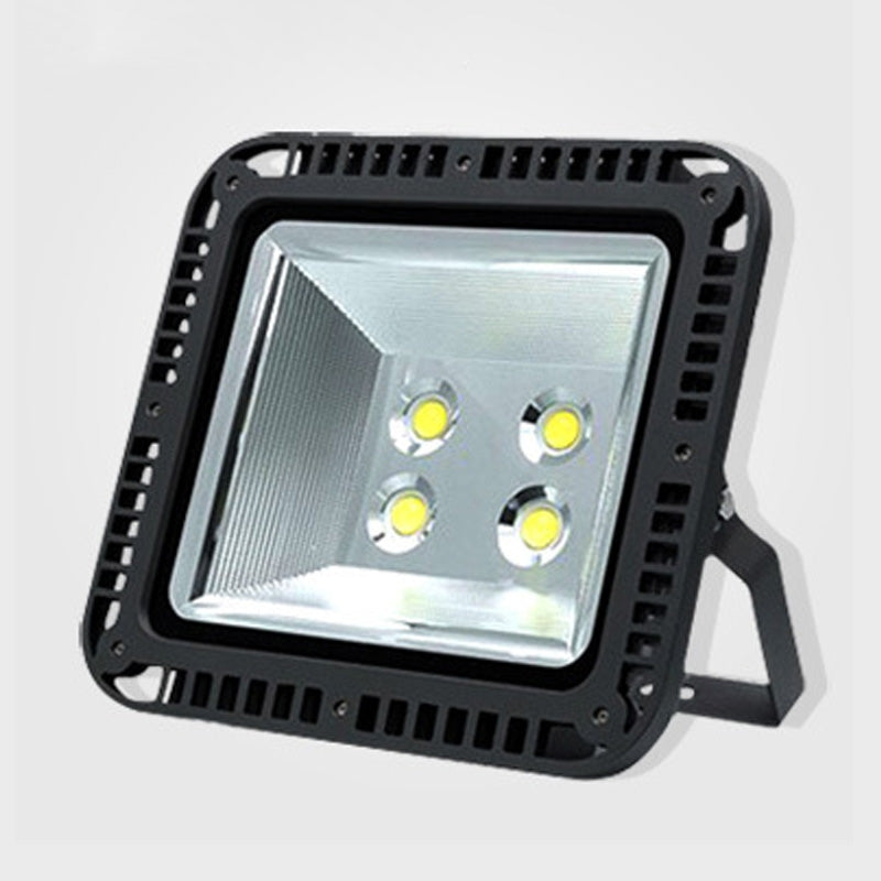200W LED Engineering Projection Light IP65 Waterproof Turtle Shell Lamp Outdoor Spotlight, White Light
