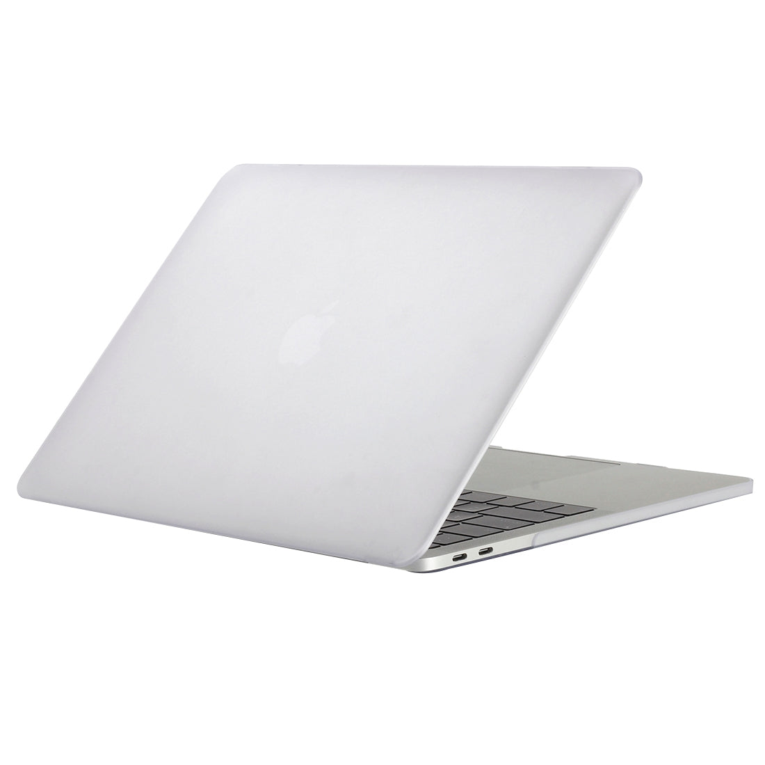 Laptop Frosted Texture PC Protective Case for 2016 New Macbook Pro 13.3 inch A2159 & A1706 & A1708(Transparent)