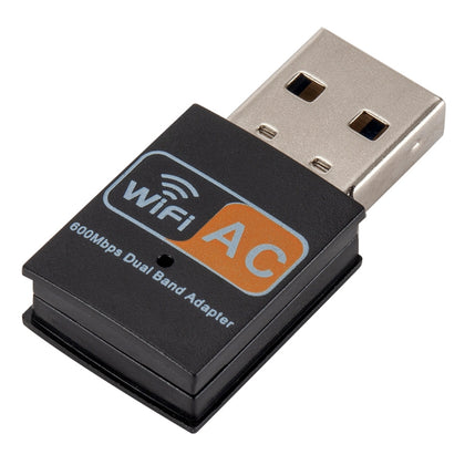 600Mbps AC Dual Band USB WIFI Adapter