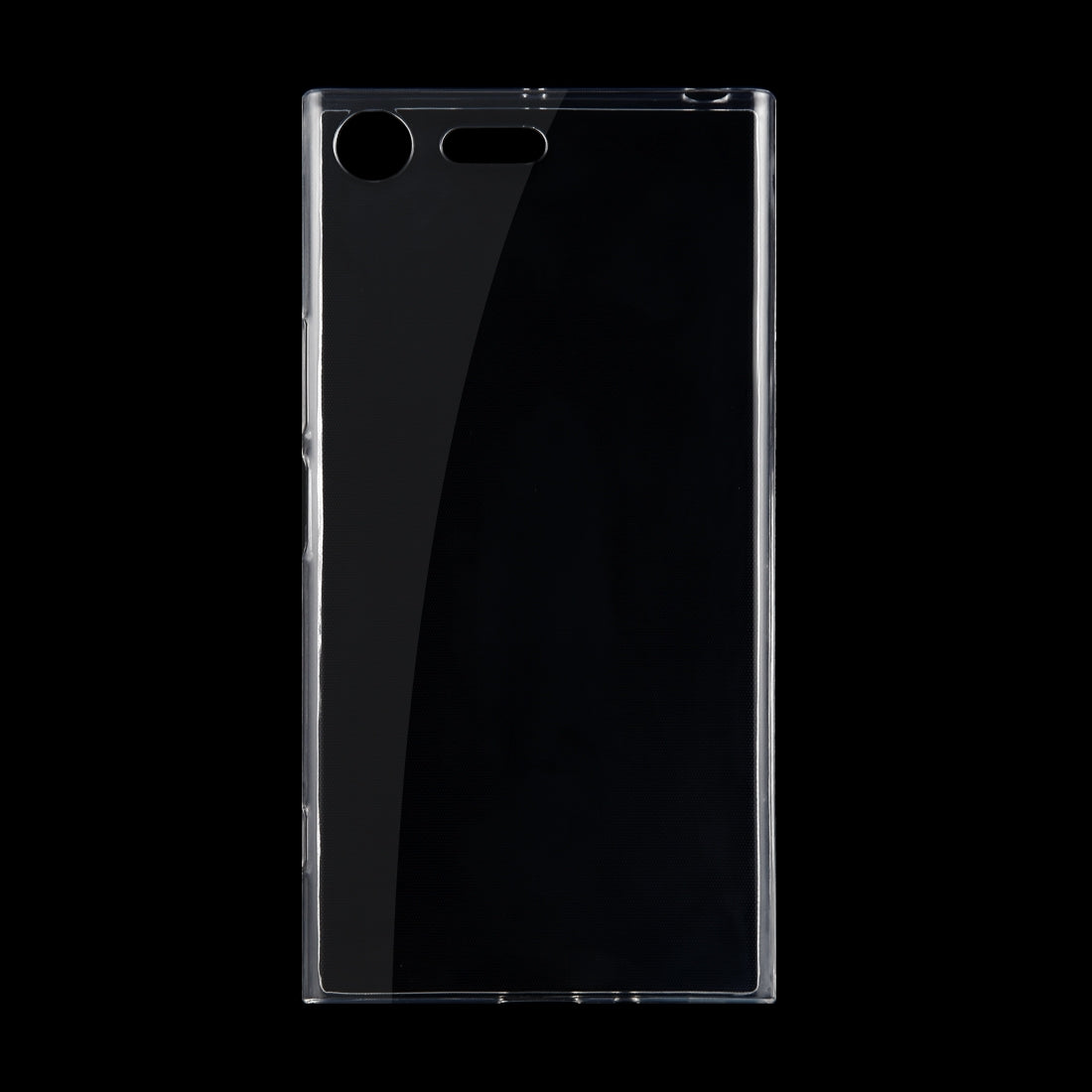 For Sony Xperia XZ Premium 0.75mm Ultra-thin Transparent TPU Protective Case(Transparent)