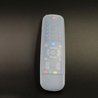 5 PCS SKYWORTH TV Remote Control Waterproof Dustproof Silicone Protective Cover, Size: 18*5*2.2cm