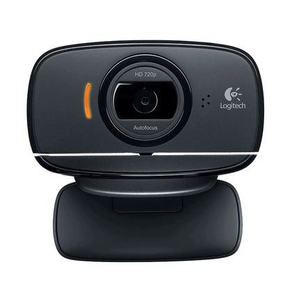 Logitech C525 HD Computer USB WebCam with Microphone, Support Skype, FaceTime and Other Chat Software