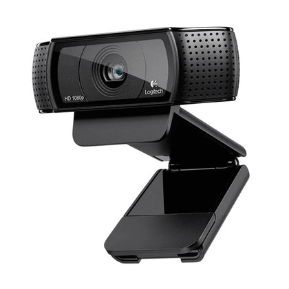 Logitech C920 1080P Live Broadcast  HD WebCam