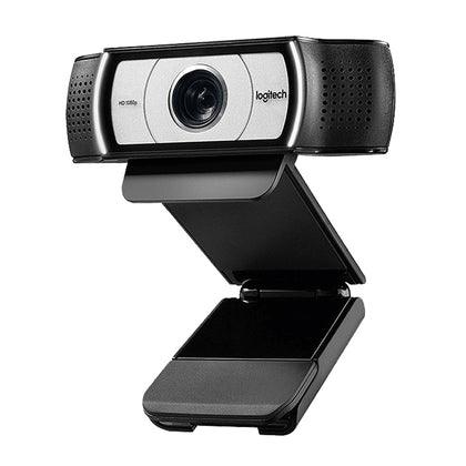 Logitech C930C 1080P 30FPS Business HD WebCam with Protective Cover