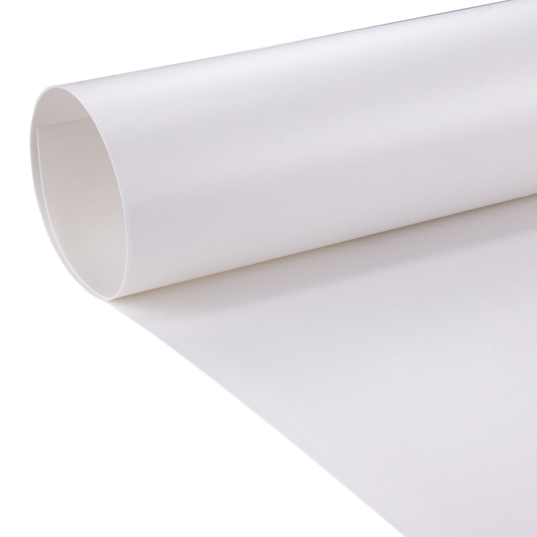 Photography Background PVC Paper for Studio Tent Box, Size: 73.5cm x 37.5cm(White)