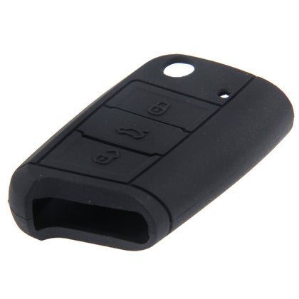 Silicone Car Key Case for Volkswagen Golf 7