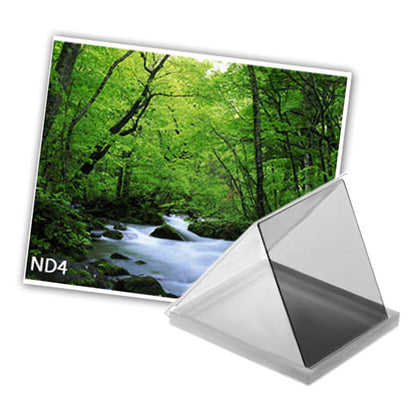 ND4 Gray Neutral Density Filter for Camera(Grey)