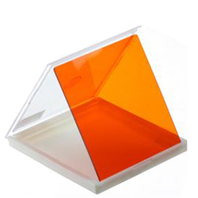 Square Orange Color Lens Filter(Orange)