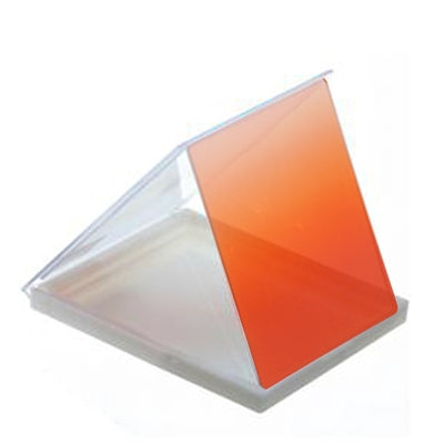 Square Sunset Color Lens Filter(Orange)