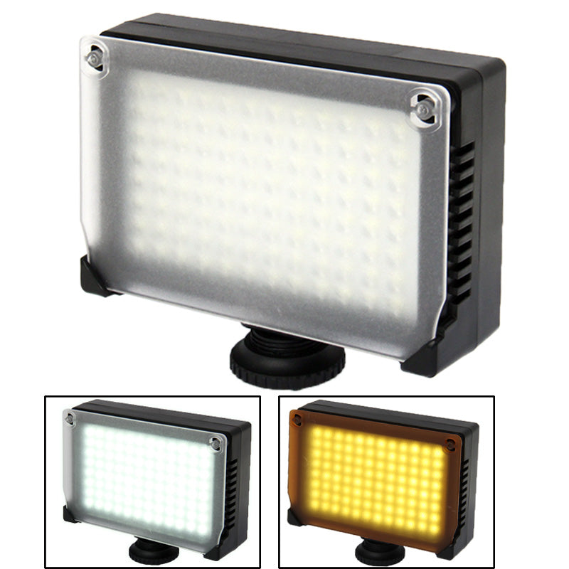 T-99 96 LED Video Light for Camera / Video Camcorder with Soft Sheets