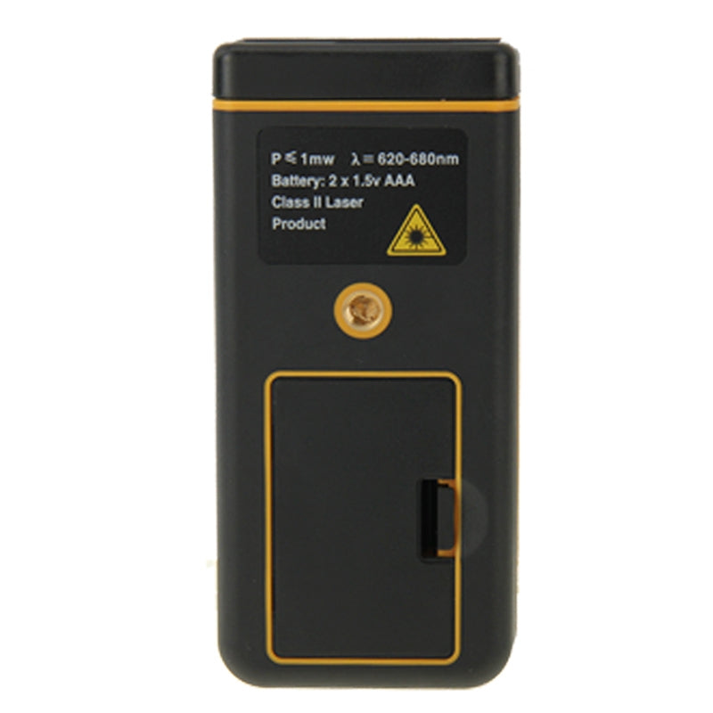 RZ-A80 1.9 inch LCD 80m Hand-held Laser Distance Meter with Level Bubble