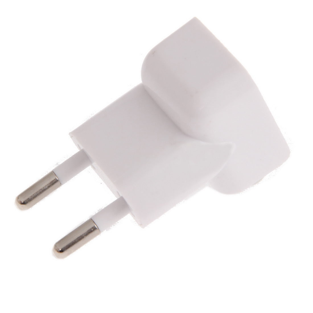 Travel Power Adapter for Apple, EU  Travel charger(White)